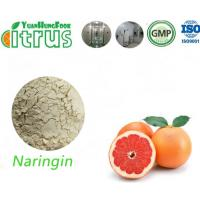 Buy cheap Grapefruit Extract Naringin Off White 98.0% HPLC CAS 10236-47-2 Function from wholesalers