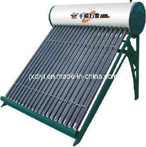 Quality Non-Pressure Solar Hot Heater for sale