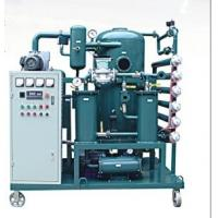 Quality ZJA Double-Stage Vacuum Transformer Oil Reuse and Insulation Oil Treatment Equipment for sale