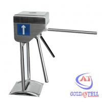Quality Direction Display Effective Tripod Access System , Bus Coin turnstiles gates for sale