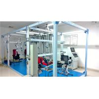 Quality Touch Screen Universal Chair Static / Cyclic Testing Equipment , Furniture Testing Machines for sale