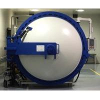 Quality Autoclave System for Aerospace Composites for sale