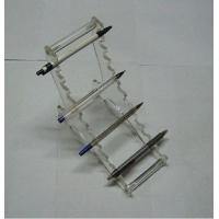 Quality High-end acrylic pen rack dispaly shelf for sale