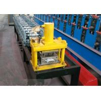 Buy 5.5 M Length Roll Shutter Door Forming Machine With 8 - 15m / Min Working Speed at wholesale prices