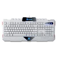Quality Waterproof Feature Designs Keyboard White Mechanical Gaming Keyboard for sale