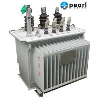 Buy Anti - Lightning Impulse Oil Immersed Transformer 11 KV - 500 KVA Economic at wholesale prices