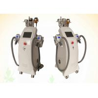 Radio Frequency Ultrasound Cavittaion Cryo Sculpting Love Handles Fat Reduction Machine for sale
