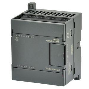 Buy 1 Analog Output * 12 bits program logic control output Module , 4 input PLC at wholesale prices