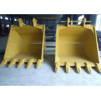 China High Performance Tilting Excavator Bucket Cleaning Hard Soil Wear Resistance on sale