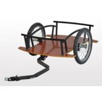 Buy Durable Bike Luggage Trailer with with black powder coating at wholesale prices