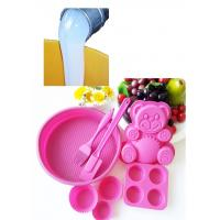 Quality Fast Setting High Tear Resistance Food Liquid Silicone Rubber For Kitchen Utensils for sale
