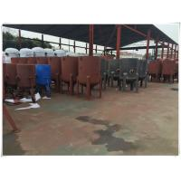 Quality High Efficient Portable Industrial Sandblasting Equipment Vertical / Horizontal for sale