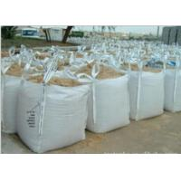 Quality White color PP woven jumbo bag  by sincere factory/supplier/manufacturer with best price for sale