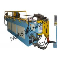Quality Automatic Punching Hole System CNC Pipe Bending Machine For Furniture Frame Bending for sale