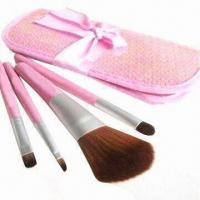 Quality Promotional Makeup Kit with Aluminum Ferrules for sale