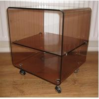 Quality Acrylic Bar Cart ,Lucite Trolley for sale