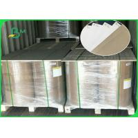 Quality 230gsm Moisture Proof FSC Report Duplex Board Grey Back For Packing And Printing for sale