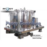 Quality Pharmaceutical Centrifuge Filtering Equipment for sale