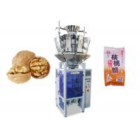 Buy cheap Automated Packing Machine , Vertical Form Fill Seal Packaging Machine For Pecan from wholesalers