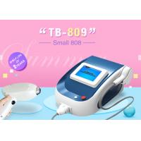 Quality 808nm Diode Laser Hair Removal Machine With Germany Imported Bars Depilation 1800W for sale