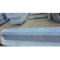 China Cheapest Grey Granite Kerbstone,G341,G603,G623,G654 Kerbstone on sale