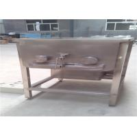 Buy cheap Stainless Steel Meat Processing Machine For Mixed Sausages Automatic Discharging from wholesalers