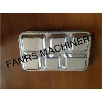 Buy 6 Six Dempartments Foil Container Moulds For Aluminum Foil Container Production Line at wholesale prices