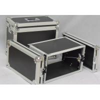 Quality Storage Wheeled Flight Case For Tools , Fully Foam Lining Dj Mixer Flight Case for sale