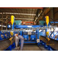 Buy cheap Gantry Welding H Beam Production Line Controlled By AC Inverter CE FCC ISO from wholesalers