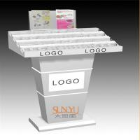 Quality Retail Cosmetic Floor Display Stand for sale