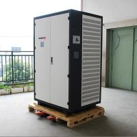 Quality 70V 1500A IGBT High Frequency Hard Oxidation Rectifier With Air Cooling System for sale