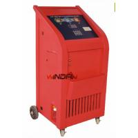 China Automotive Refrigerant Recovery Machine ,14kg Cylinder A / C Recovery Machine on sale
