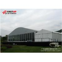 Quality Commercial Grade Clear Span Tent Church Tent Temporary / Permanent Use for sale