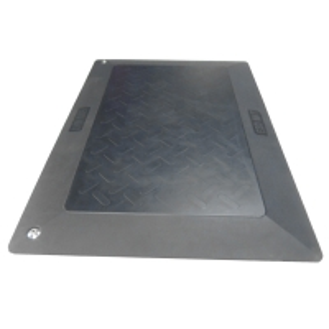Quality Interlocking 0.9*0.6m 15mm ESD Conductive Anti Fatigue Mat for sale