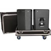 Quality Audio Flight Case ,  wooden / Aluminum Tool Cases  -40°C - 80°C for sale