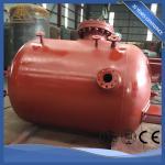 Nitrogen Machine System Natural Gas Storage Tank Carbon Steel / Stainless Steel