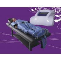 China LCD Screen 350W Lymphatic Drainage Machine with Infrared & EMS for Tighten Skin, Detoxin on sale