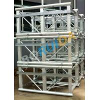 Quality Painted SC320 Cage Hoists / Builder Hoist With 3.2tons And CE Approved for sale