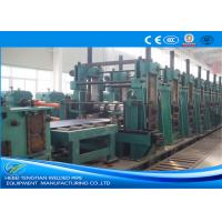 Quality API Pipe Making Equipment ERW325 , Tube Rolling Mill Round Shape Large Size for sale