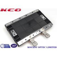 China FTTH GPON Aerial Fiber Optic Joint Closure Connection Box 12 Cores KCO-A-2-2-01 on sale