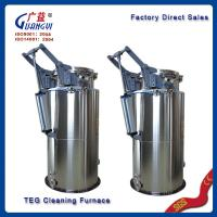 Quality polymer PE TEG cleaning machine factory direct sell for sale