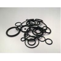 Quality Black Color Large Rubber Ring Weather Resistant With Wide Pressure Range for sale