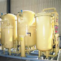 Buy 90-95% Purity Psa Oxygen Plant Small Footprint With 0.1-0.4Mpa Pressure Adjustable at wholesale prices