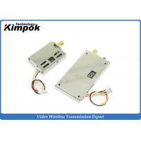 Quality 9 Channel 400mW 5.8Ghz Video Transmitter , Hdmi Transmitter Wireless For FPV System for sale