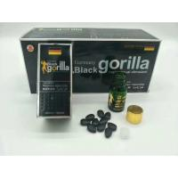 Quality German Black Gorilla Herbal Male Enhancement Pills For Stimulating Sex Libido for sale