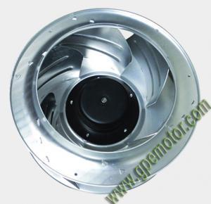 Quality EC Fan-Centrifugal Fan with EC Motor 355 for sale