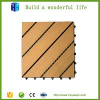 Chinese Products List Wpc Non Slip Wood Composite Decking