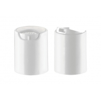 Quality JL-CP101 28/415 Threaded Ribbed 28 415 Flip Top Lids For Bottles for sale
