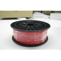 Quality Red 1.75mm Plastic Filament  for sale