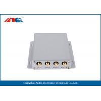 Buy cheap Medium Power Square RFID Reader RS232 , Four Channels RFID Antenna Reader from wholesalers